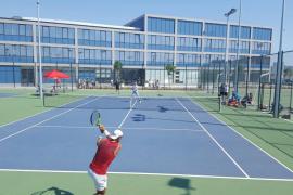 Rafael Nadal se pone a prueba