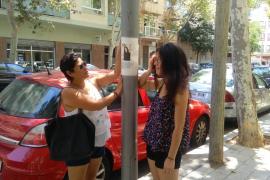 Encuentran sana y salva a la menor desaparecida en Palma