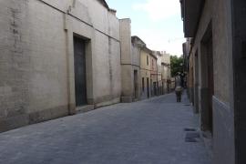 El barrio de Fartàritx ultima las obras de sustitución de la red de agua potable