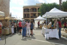 Mercado semanal de Calonge