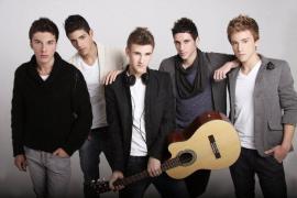 La boyband española Auryn se separa