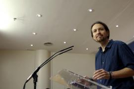 Iglesias califica de «ejemplo moral» que Echenique mantuviese a su asistente pese a no estar asegurado