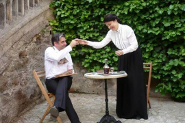 La lectura dramatizada 'Paraula d'Arxiduc' en Campanet