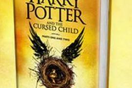 La nueva historia de Harry Potter, un guión teatral, rompe récords de preventa