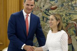 Pastor dará «un tiempo» a Rajoy para que busque los apoyos necesarios