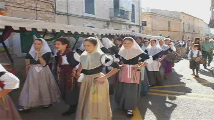 Binissalem despide las fiestas de es Vermar con una celebración de marcado carácter institucional
