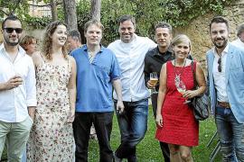 Fiesta de verano del Mallorca Magazin y Villa Wesco