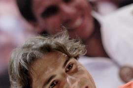 Nadal sigue líder y Pablo Andújar irrumpe en el 'top 100'
