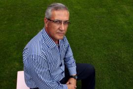Manzano, nuevo entrenador del Sevilla