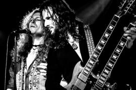 Whole Lotta Band transporta al público del Auditòrium al universo Led Zeppelin