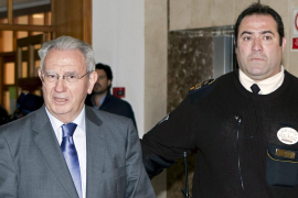 El juez Rotger propone juzgar a 13 personas por corrupción en el caso Mar Blau