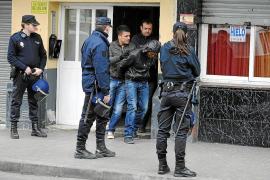 Confirma la pena a los narcos de Son Gotleu a los que se les murió un 'mulo'