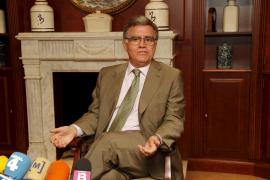 El Mallorca destituye a Josep Pons tras brindarle la oportunidad de dimitir