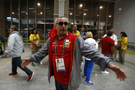 Alejandro Blanco y Mireia Belmonte lideran llegada del equipo español a Río
