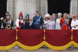 Los candelabros de la reina Isabel de Inglaterra