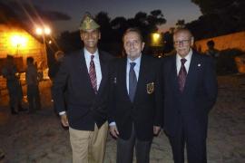 XV Aniversario de la fundación de la Legión Española