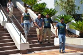 Prisión para el ladrón que sustrajo una pistola a un guardia civil en Magaluf