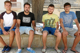 Un grupo de jóvenes de Sant Joan coge el relevo de la histórica publicación local 'Mel i Sucre'
