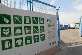 El punto verde de Son Castelló premiará a quienes dejen objetos