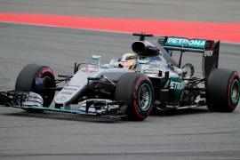 Hamilton, más líder tras imponerse en el Gran Premio de Alemania