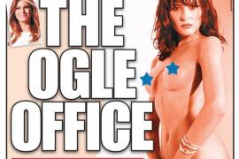 Melania Trump, desnuda, es portada de un periódico de Nueva York
