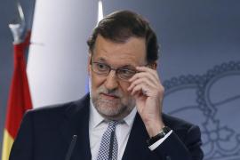 Rajoy, ante una semana clave sin que PSOE y C's se muevan de sus posiciones