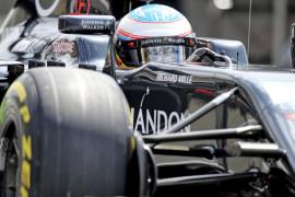 Alonso, pese a no haber podido puntuar en Alemania, está «contento» con la primera parte del año