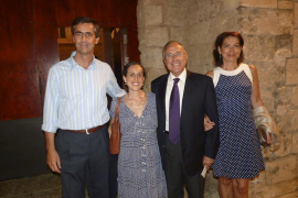 Patrimonio Nacional organiza dos conciertos en el Palau de l'Almudaina