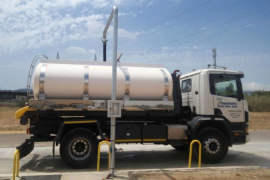 Puigpunyent, primer municipio de Balears en abastecerse con camiones de agua desalada de Son Pacs