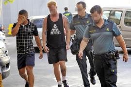 La Guardia Civil detiene a los británicos que suministraban coca a Magaluf