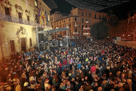 La Nochevieja y la Revetla de Sant Sebastià no se podrán celebrar en Cort