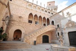 La propiedad del Pueblo Español pide su reconversión en un complejo de viviendas