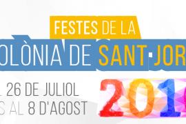 Imagen del programa de Sa Colònia de Sant Jordi