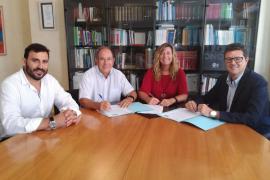 El Govern y Baleària acuerdan tarifas especiales para los usuarios que necesiten asistencia médica