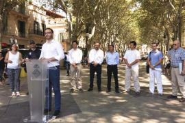 Cort presume de dotar a Palma con la zona wifi más grande de Europa
