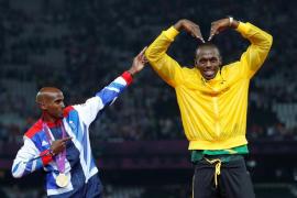 Pelé sitúa a Bolt por encima de su propia leyenda