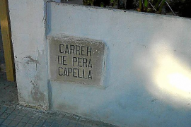 Alternativa pide normalizar la toponimia de las calles de Santanyí