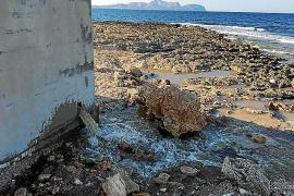 El fallo de las bombas impulsoras en Son Bauló provocan vertidos fecales al mar