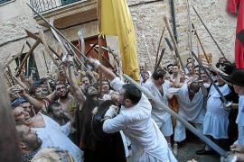 Moros y cristianos en Pollença