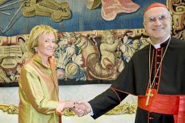 Zapatero se reunirá con Benedicto XVI en Barcelona el 7 de noviembre