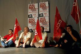 Los sindicatos organizan los últimos actos para animar a los trabajadores a la huelga