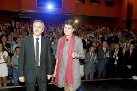 La cúpula del PP balear arropa a San Gil y Ortega Lara, críticos con Rajoy