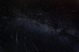 La lluvia de estrellas de las Perseidas será este año cinco veces más intensa