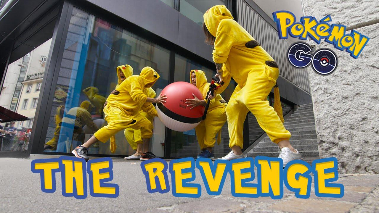 «Pokémon, la venganza» promociona Basilea