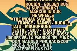 Una veintena de grupos actúan en el Tramuntana Rocks Festival 2016 de Esporles