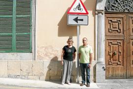 La oposición denuncia que la nueva señalización desluce el centro histórico