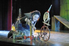 La imaginación se alía con la feria de teatro infantil y juvenil de Vilafranca