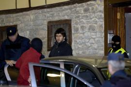 Detenidos siete etarras de la red internacional de la banda terrorista