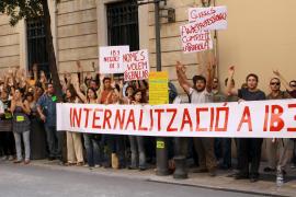 Trabajadores del SBT exigen al Govern que cumpla su promesa de internalizar los informativos de IB3