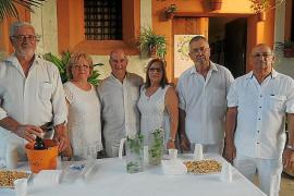 Cena de blanco de la Casa de Andalucía